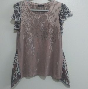 Fylo Women's Blouse Size Medium